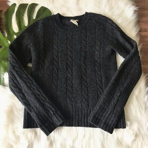 J.Cre Lambswool Sweater